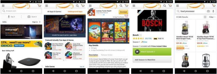 amazon underground app
