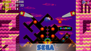 sonic cd Free Download