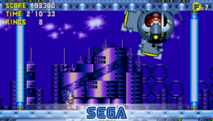 sonic cd For Android